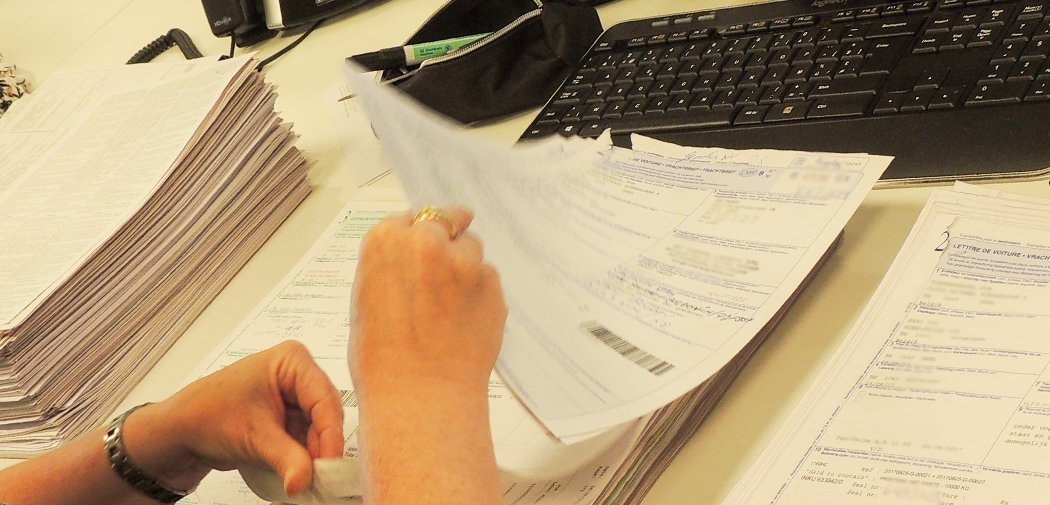 Paperless transport: finally free of all the paperwork