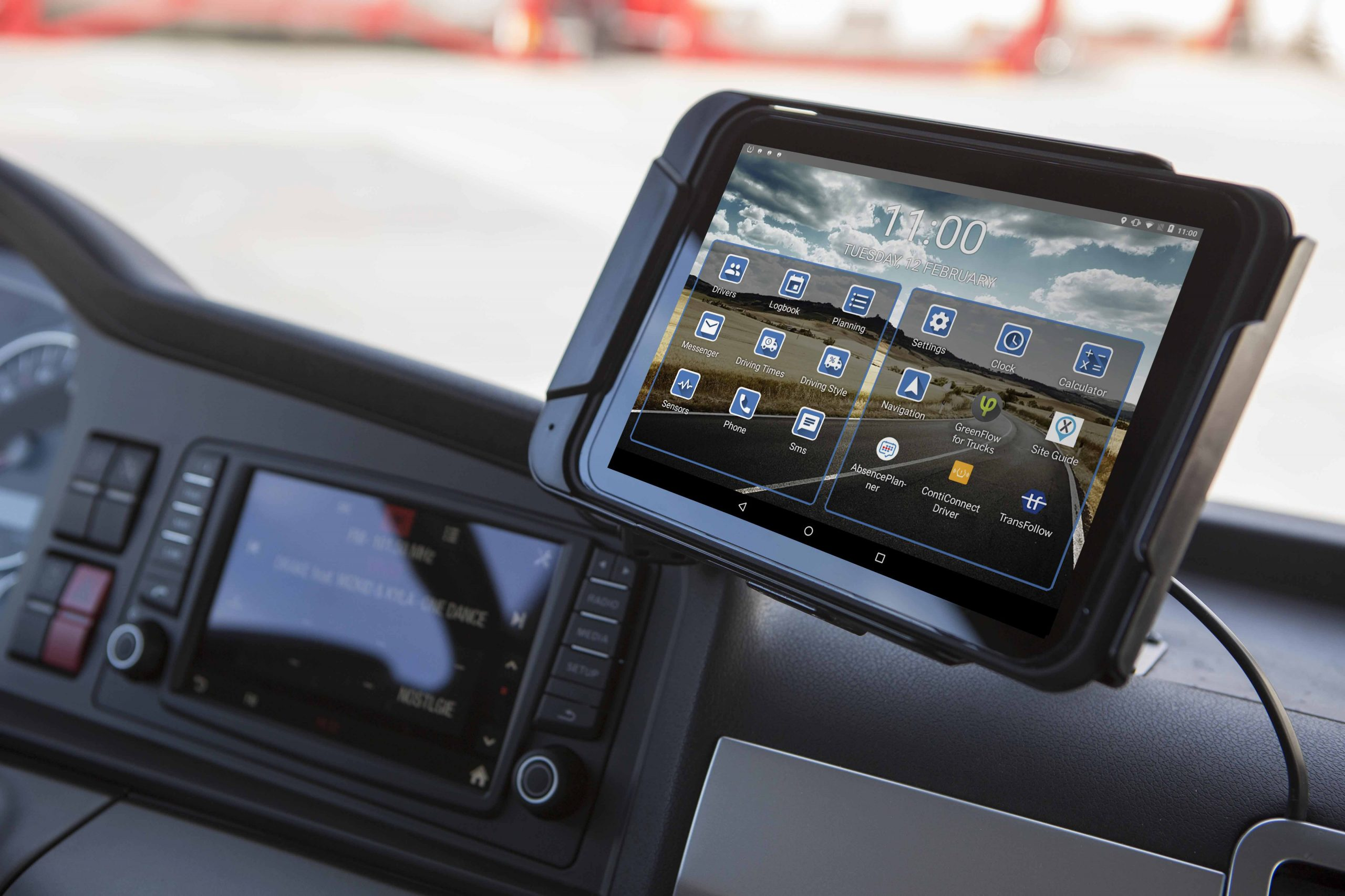 Trimble's Transport and Logistics App Store Continues to Grow
