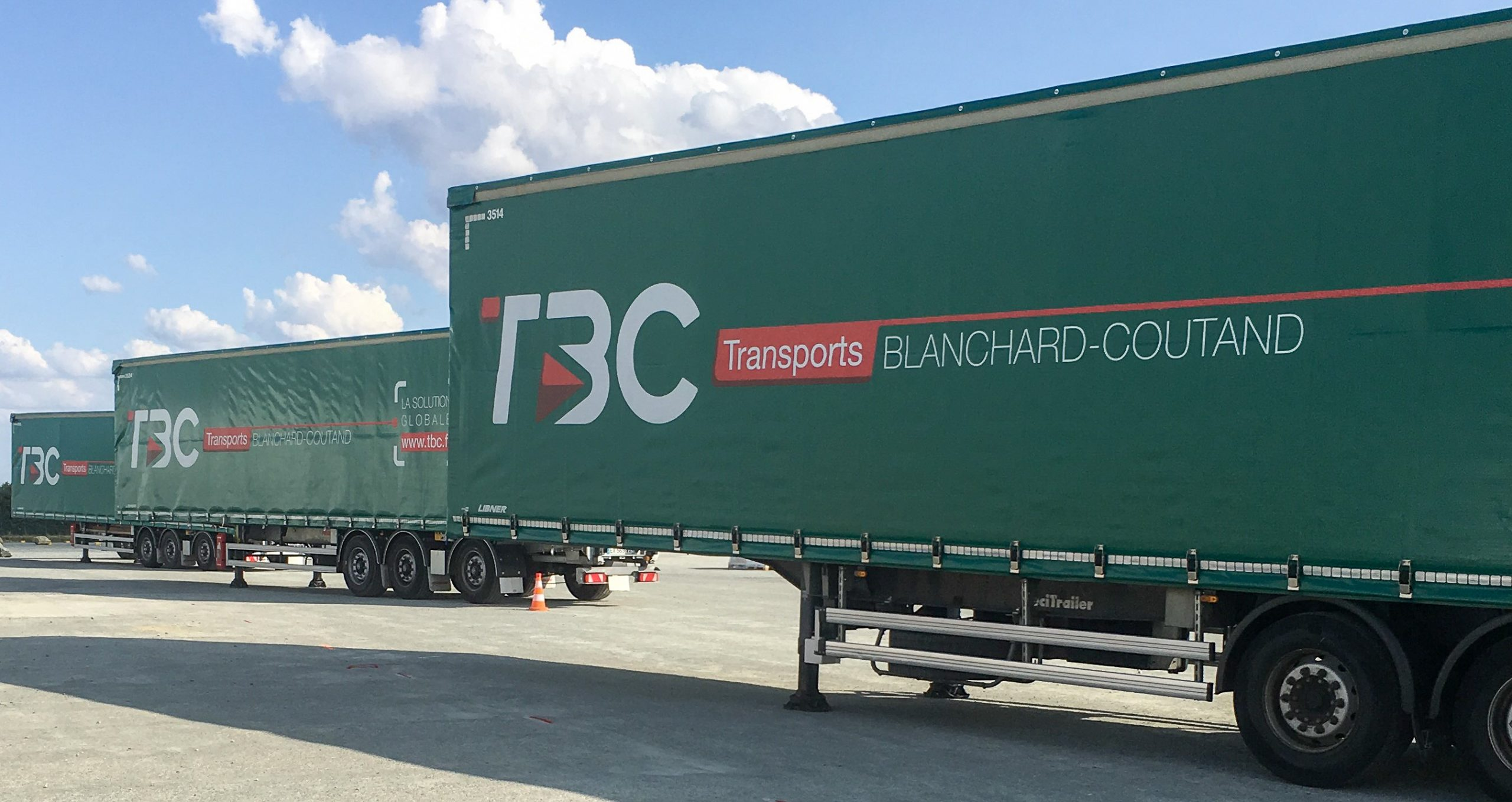 Transports Blanchard Coutand Chooses Trimble Telematics for Traceability