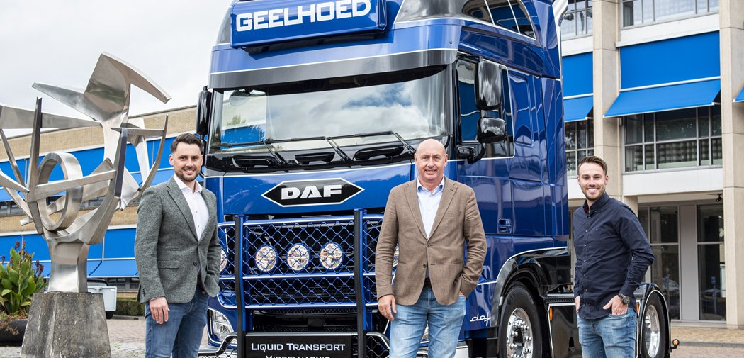 Gebr. Geelhoed focuses on quality, both in front and behind the scenes